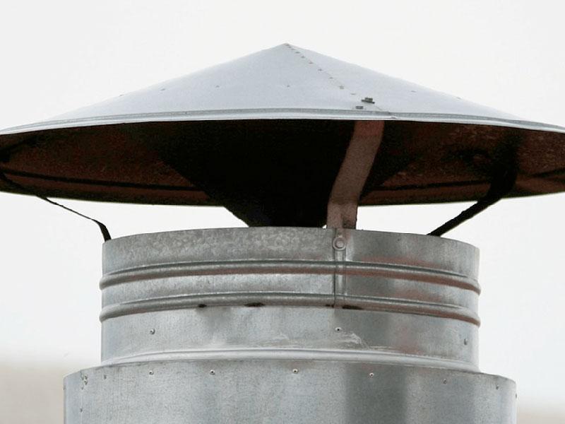 Protection contre la pluie et l'humidité - Chapeau de cheminée 44 Loire-Atlantique - Ouest Ramonage